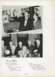 Page 14, 1949 Edition, Concordia University Chicago - Pillars Yearbook (River Forest, IL) online yearbook collection