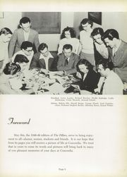 Page 7, 1949 Edition, Concordia University Chicago - Pillars Yearbook (River Forest, IL) online yearbook collection