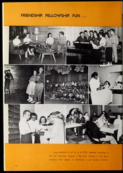 Page 12, 1957 Edition, Concordia University Chicago - Pillars Yearbook (River Forest, IL) online yearbook collection