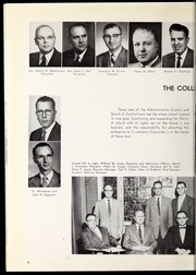 Page 14, 1957 Edition, Concordia University Chicago - Pillars Yearbook (River Forest, IL) online yearbook collection