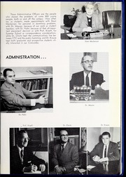 Page 15, 1957 Edition, Concordia University Chicago - Pillars Yearbook (River Forest, IL) online yearbook collection