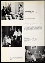 Page 16, 1957 Edition, Concordia University Chicago - Pillars Yearbook (River Forest, IL) online yearbook collection