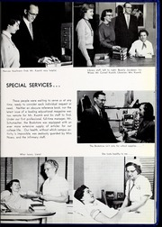 Page 17, 1957 Edition, Concordia University Chicago - Pillars Yearbook (River Forest, IL) online yearbook collection