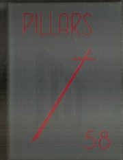 Concordia University Chicago - Pillars Yearbook (River Forest, IL) online yearbook collection, 1958 Edition, Page 1