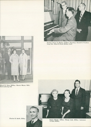 Page 17, 1959 Edition, Concordia University Chicago - Pillars Yearbook (River Forest, IL) online yearbook collection