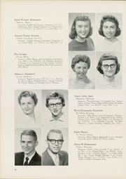 Page 100, 1960 Edition, Concordia University Chicago - Pillars Yearbook (River Forest, IL) online yearbook collection