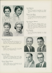 Page 101, 1960 Edition, Concordia University Chicago - Pillars Yearbook (River Forest, IL) online yearbook collection