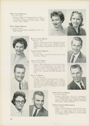 Page 102, 1960 Edition, Concordia University Chicago - Pillars Yearbook (River Forest, IL) online yearbook collection