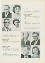 Page 105, 1960 Edition, Concordia University Chicago - Pillars Yearbook (River Forest, IL) online yearbook collection