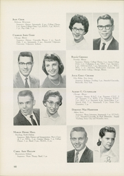 Page 106, 1960 Edition, Concordia University Chicago - Pillars Yearbook (River Forest, IL) online yearbook collection