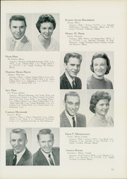 Page 107, 1960 Edition, Concordia University Chicago - Pillars Yearbook (River Forest, IL) online yearbook collection