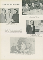 Page 72, 1960 Edition, Concordia University Chicago - Pillars Yearbook (River Forest, IL) online yearbook collection