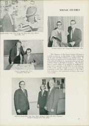 Page 73, 1960 Edition, Concordia University Chicago - Pillars Yearbook (River Forest, IL) online yearbook collection