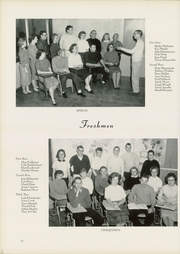 Page 78, 1960 Edition, Concordia University Chicago - Pillars Yearbook (River Forest, IL) online yearbook collection