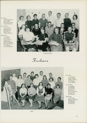 Page 79, 1960 Edition, Concordia University Chicago - Pillars Yearbook (River Forest, IL) online yearbook collection