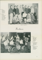 Page 81, 1960 Edition, Concordia University Chicago - Pillars Yearbook (River Forest, IL) online yearbook collection
