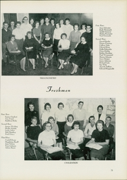 Page 83, 1960 Edition, Concordia University Chicago - Pillars Yearbook (River Forest, IL) online yearbook collection
