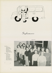 Page 84, 1960 Edition, Concordia University Chicago - Pillars Yearbook (River Forest, IL) online yearbook collection
