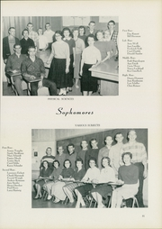 Page 85, 1960 Edition, Concordia University Chicago - Pillars Yearbook (River Forest, IL) online yearbook collection