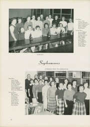 Page 86, 1960 Edition, Concordia University Chicago - Pillars Yearbook (River Forest, IL) online yearbook collection