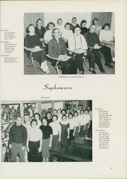 Page 87, 1960 Edition, Concordia University Chicago - Pillars Yearbook (River Forest, IL) online yearbook collection