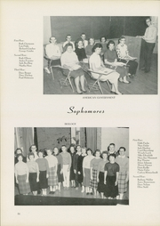 Page 88, 1960 Edition, Concordia University Chicago - Pillars Yearbook (River Forest, IL) online yearbook collection