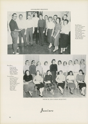 Page 94, 1960 Edition, Concordia University Chicago - Pillars Yearbook (River Forest, IL) online yearbook collection