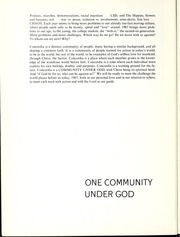 Page 10, 1967 Edition, Concordia University Chicago - Pillars Yearbook (River Forest, IL) online yearbook collection