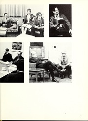 Page 11, 1972 Edition, Concordia University Chicago - Pillars Yearbook (River Forest, IL) online yearbook collection
