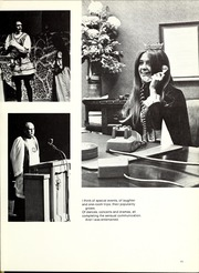 Page 15, 1972 Edition, Concordia University Chicago - Pillars Yearbook (River Forest, IL) online yearbook collection