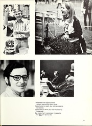 Page 17, 1972 Edition, Concordia University Chicago - Pillars Yearbook (River Forest, IL) online yearbook collection