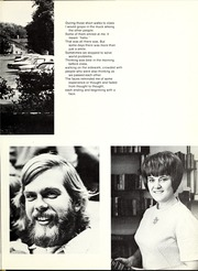 Page 9, 1972 Edition, Concordia University Chicago - Pillars Yearbook (River Forest, IL) online yearbook collection