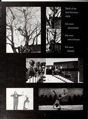 Page 12, 1974 Edition, Concordia University Chicago - Pillars Yearbook (River Forest, IL) online yearbook collection