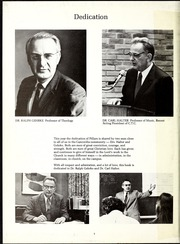 Page 6, 1974 Edition, Concordia University Chicago - Pillars Yearbook (River Forest, IL) online yearbook collection