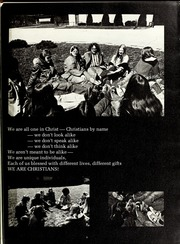 Page 7, 1974 Edition, Concordia University Chicago - Pillars Yearbook (River Forest, IL) online yearbook collection