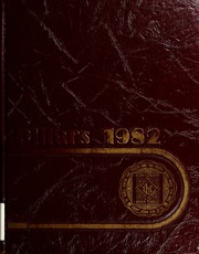 1982 Edition, Concordia University Chicago - Pillars Yearbook (River Forest, IL)
