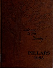 1985 Edition, Concordia University Chicago - Pillars Yearbook (River Forest, IL)