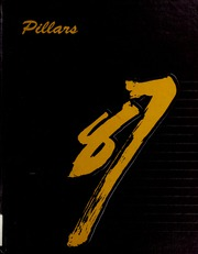 1987 Edition, Concordia University Chicago - Pillars Yearbook (River Forest, IL)