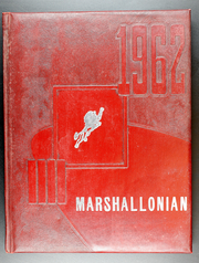1962 Edition, Marshall High School - Marshallonian Yearbook (Marshall, IL)