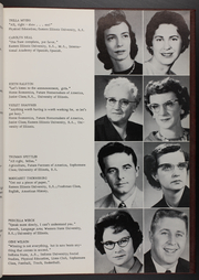Page 13, 1962 Edition, Marshall High School - Marshallonian Yearbook (Marshall, IL) online yearbook collection