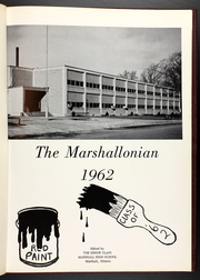Page 5, 1962 Edition, Marshall High School - Marshallonian Yearbook (Marshall, IL) online yearbook collection