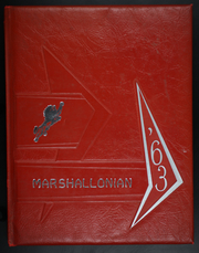 1963 Edition, Marshall High School - Marshallonian Yearbook (Marshall, IL)