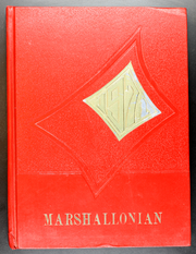 1971 Edition, Marshall High School - Marshallonian Yearbook (Marshall, IL)
