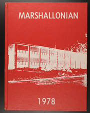 1978 Edition, Marshall High School - Marshallonian Yearbook (Marshall, IL)