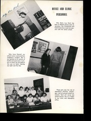 Abbott Junior High School - Blue and Gold Yearbook (Elgin, IL) online yearbook collection, 1950 Edition, Page 16