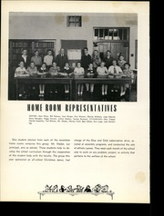 Abbott Junior High School - Blue and Gold Yearbook (Elgin, IL) online yearbook collection, 1950 Edition, Page 46