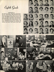 Abbott Junior High School - Blue and Gold Yearbook (Elgin, IL) online yearbook collection, 1954 Edition, Page 23