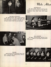 Abbott Junior High School - Blue and Gold Yearbook (Elgin, IL) online yearbook collection, 1954 Edition, Page 48