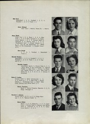 Page 15, 1943 Edition, Drummer Township High School - Drummer Yearbook (Gibson City, IL) online yearbook collection