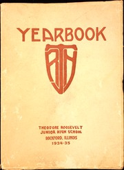 Page 1, 1935 Edition, Roosevelt Junior High School - Yearbook (Rockford, IL) online yearbook collection